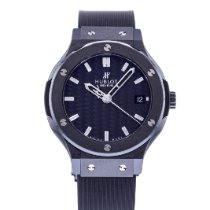 Hublot Classic Fusion Quartz Ceramic 38mm Black United States of America, Georgia, Atlanta