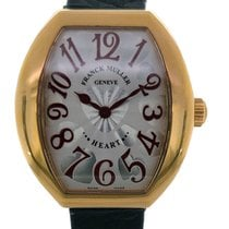 Franck Muller Heart Yellow gold 30mm Silver United States of America, New York, NY