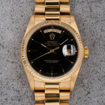 Rolex Day-Date 36 Yellow gold 36mm Black No numerals United States of America, Florida, Sunny Isles Beach