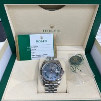 Rolex 126334 Steel 2019 Datejust 41mm pre-owned Australia, Richmond