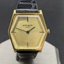 Wittnauer Gold/Steel 33mm Manual winding pre-owned United States of America, Illinois, Roscoe
