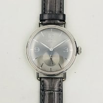Bell & Ross Silver Manual winding Silver Arabic numerals 41mm new Vintage