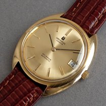 Universal Genève Gold/Steel Automatic Microtor pre-owned United States of America, New Jersey, Upper Saddle River