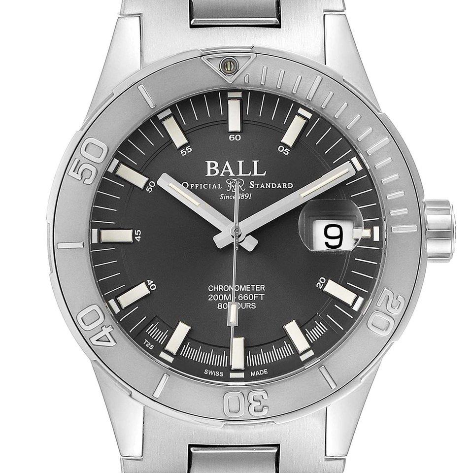 Ball DM3130B-S3CJ-GY pre-owned