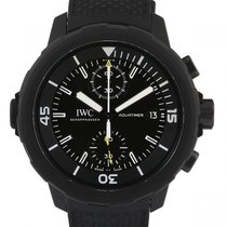 IWC Aquatimer Chronograph Steel 45mm Black No numerals UAE, Dubai