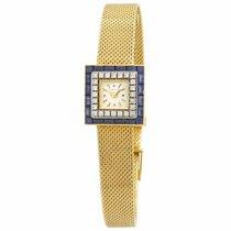 Gübelin Yellow gold 20mm Manual winding pre-owned United States of America, New York, New York