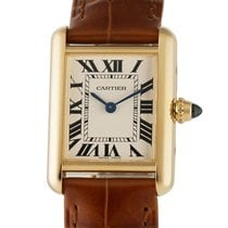 Cartier W1529856 Yellow gold Tank Louis Cartier 22mm new United States of America, New York, New York