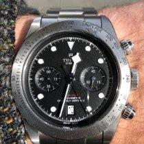 Tudor Black Bay Chrono new 2020 Automatic Chronograph Watch with original box and original papers 79350