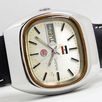Rado pre-owned Automatic 35mm Silver Plexiglass Not water resistant