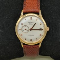 Zenith 17.0125.680 Rose gold 2000 Elite 37mm pre-owned