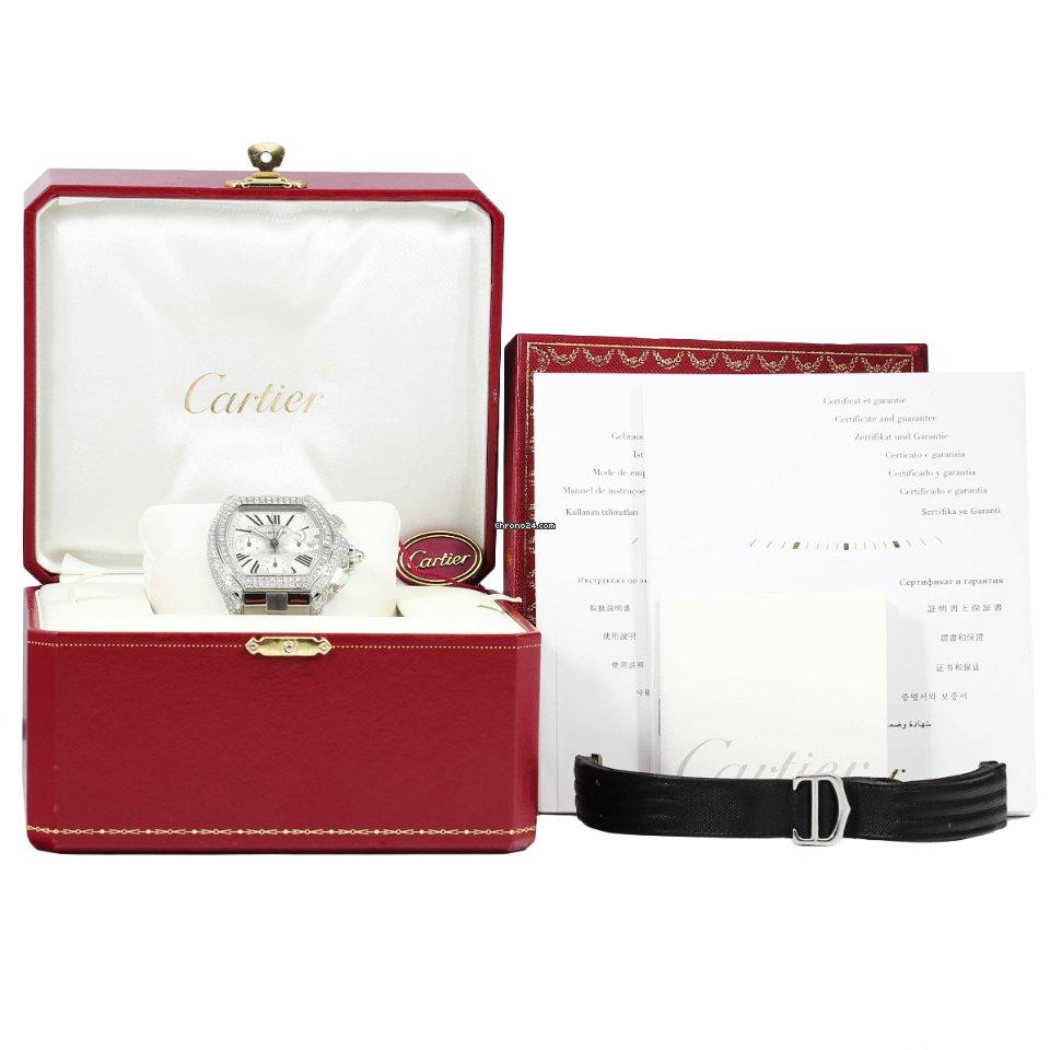 Cartier Roadster W62006X6 tweedehands
