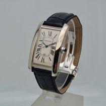 Cartier Tank Américaine White gold 45mm White Roman numerals