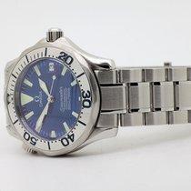 Omega Seamaster Diver 300 M Acero 36mm Azul Sin cifras