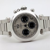 Cartier 2412 Steel 2000 Pasha C 36mm pre-owned