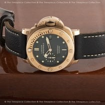 Panerai Special Editions PAM 382 Very good Bronze 47mm Automatic United States of America, New Jersey, Englewood