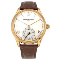 Frederique Constant Horological Smartwatch Gold/Steel White United States of America, Texas, Plano