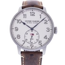 Ulysse Nardin Marine Torpilleur Steel 44mm White United States of America, Georgia, Atlanta