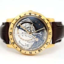 Ulysse Nardin Astrolabium Gelbgold 40mm Transparent