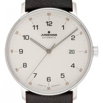 Junghans FORM A Steel 39.1mm Silver