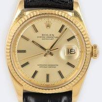 Rolex Datejust Oro giallo 36mm Champagne Senza numeri Italia, FORTE DEI MARMI (LU)