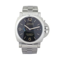 Panerai Luminor Marina 1950 3 Days Automatic Steel 44mm Black Arabic numerals United States of America, Georgia, ATLANTA