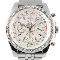 Breitling Bentley 6.75 A44362 Very good Steel 48.5mm Automatic
