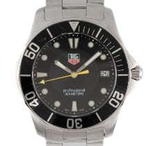 TAG Heuer Aquaracer 300M Steel 39mm Black