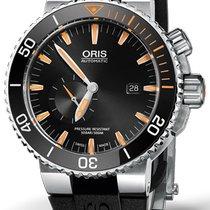 Oris Carlos Coste Limited Edition Titan 45mm Schwarz