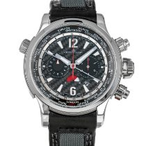 Jaeger-LeCoultre Master Compressor Extreme World Chronograph Steel 46mm Black United States of America, Maryland, Baltimore, MD