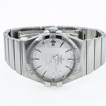 Omega 12310382102001 Steel Constellation Men 38mm pre-owned United States of America, New York, Brooklyn