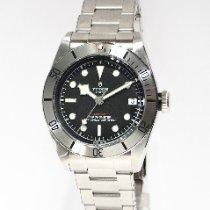 Tudor M79730-0006 Stål 2020 Black Bay Steel 41mm ny