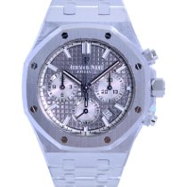 Audemars Piguet Royal Oak Chronograph new 2020 Automatic Chronograph Watch with original papers 26315ST.OO.1256ST.02