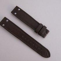 Giuliano Mazzuoli Parts/Accessories Men's watch/Unisex 1290 new Calf skin Brown Manometro