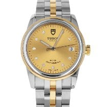 Tudor Glamour Date Gold/Steel 36mm Gold