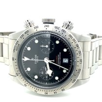 Tudor 79350 Steel 2020 Black Bay Chrono 41mm new United States of America, Connecticut, Stamford