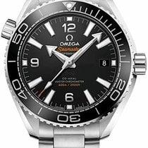 Omega Seamaster Planet Ocean Steel 39.5mm Black Arabic numerals United States of America, California, Los Angeles