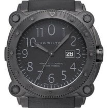 Hamilton Khaki Navy BeLOWZERO new Automatic Watch with original box