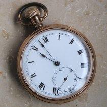 Rolex Uhr gebraucht 1920 Gold/Stahl 50mm Handaufzug Nur Uhr
