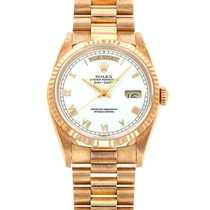 Rolex Day-Date 36 Yellow gold 36mm White Roman numerals United States of America, California, Beverly Hills