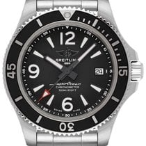 Breitling Superocean 42 Steel 42mm Black Arabic numerals United States of America, Florida, Plantation