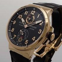 Ulysse Nardin Marine Chronometer Manufacture Rose gold 43mm Black Arabic numerals United States of America, California, Los Angeles