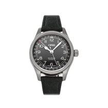 Oris Big Crown Pointer Date Steel 36mm Black United States of America, Pennsylvania, Bala Cynwyd