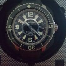 Blancpain 500 Fathoms Титан Черный