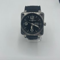 Bell & Ross BR 01-96 Grande Date Steel 46mm Black Arabic numerals United States of America, California, Los Angeles