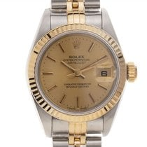 Rolex Lady-Datejust 69173 Very good Steel 26mm Automatic