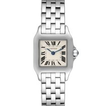 Cartier Santos Demoiselle Steel 20mm Silver Roman numerals United States of America, Georgia, Atlanta