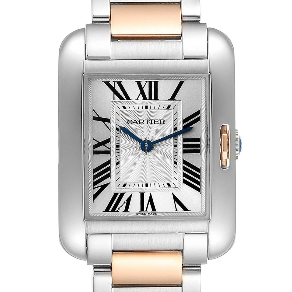 Cartier Tank Anglaise W5310043 pre-owned