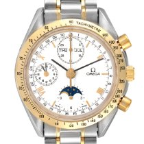Omega Speedmaster Professional Moonwatch Moonphase Steel 39mm White Roman numerals United States of America, Georgia, Atlanta