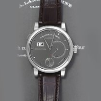 A. Lange & Söhne Lange 31 White gold 45.9mm Grey
