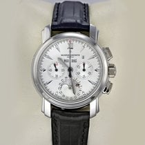 Vacheron Constantin Platinum Manual winding Silver 39mm pre-owned Malte